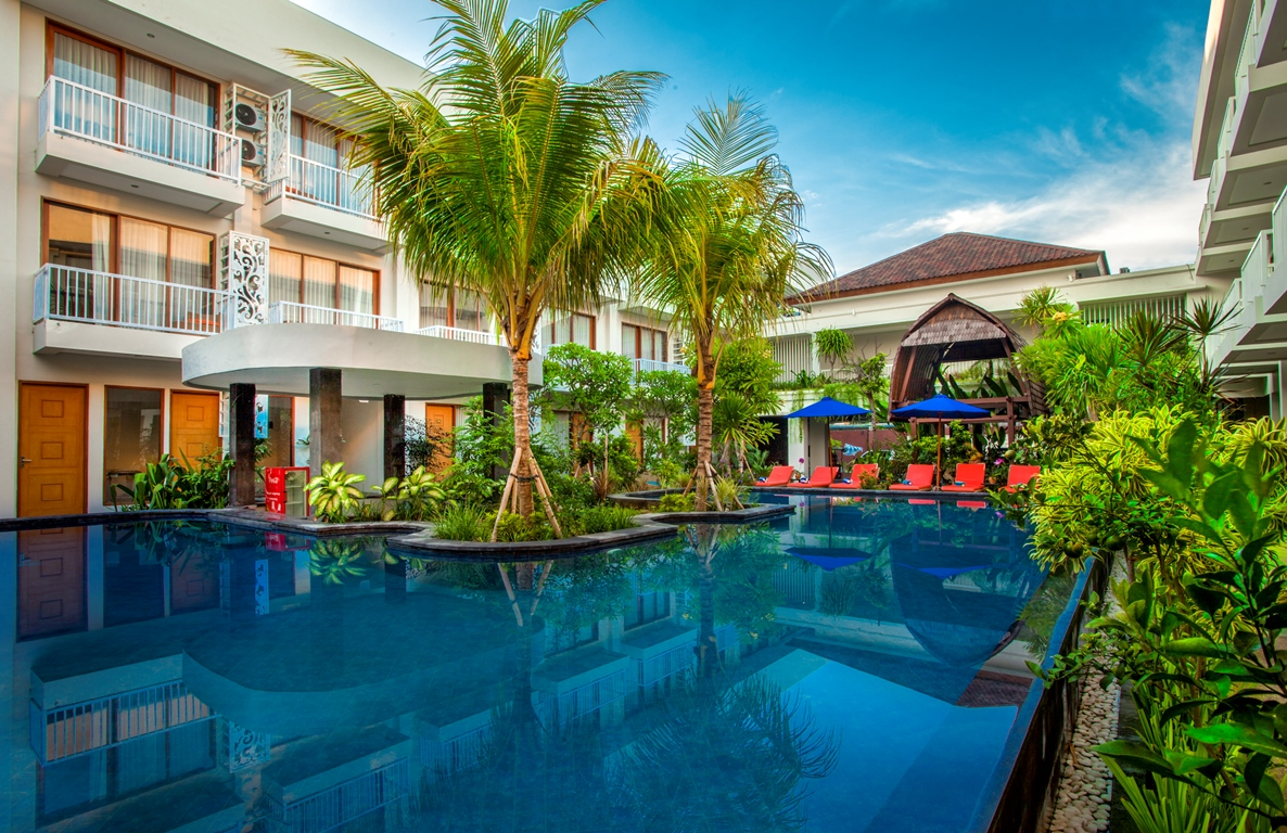 Abian Harmony Sanur Hotel Experience The Different In Harmony